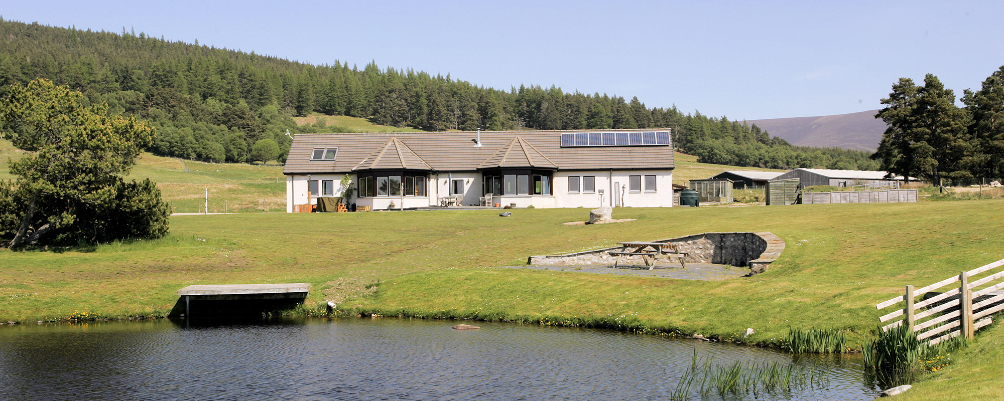 Welcome to Lochan Lodge