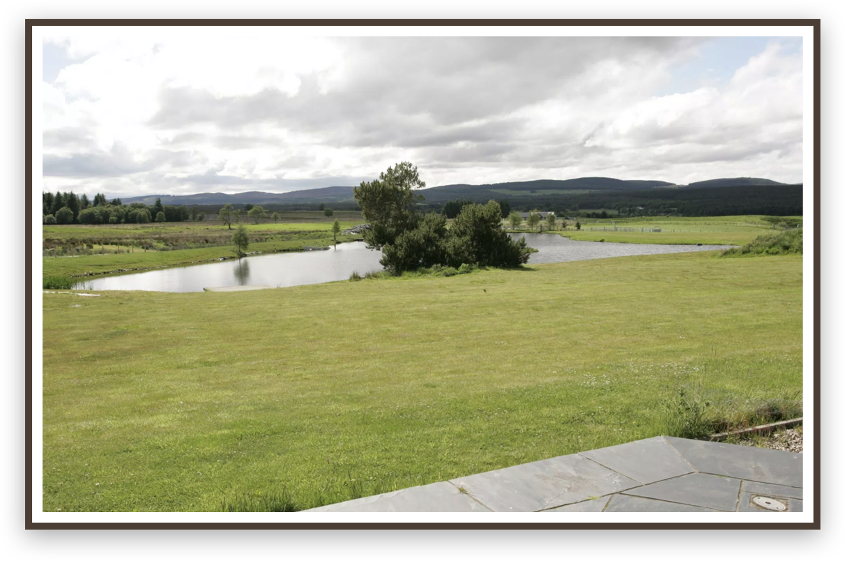 Stunning Location - Lochan Lodge