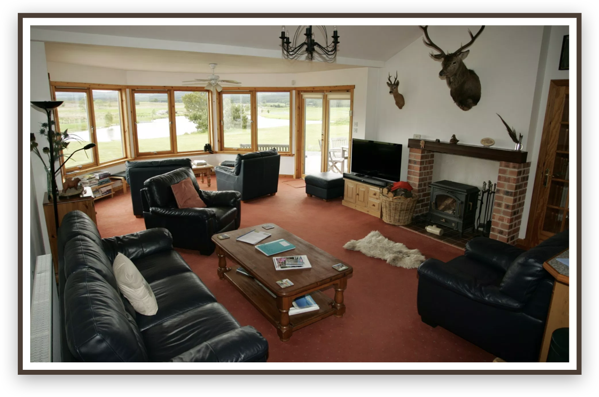 Excellent Facilities - Lochan Lodge