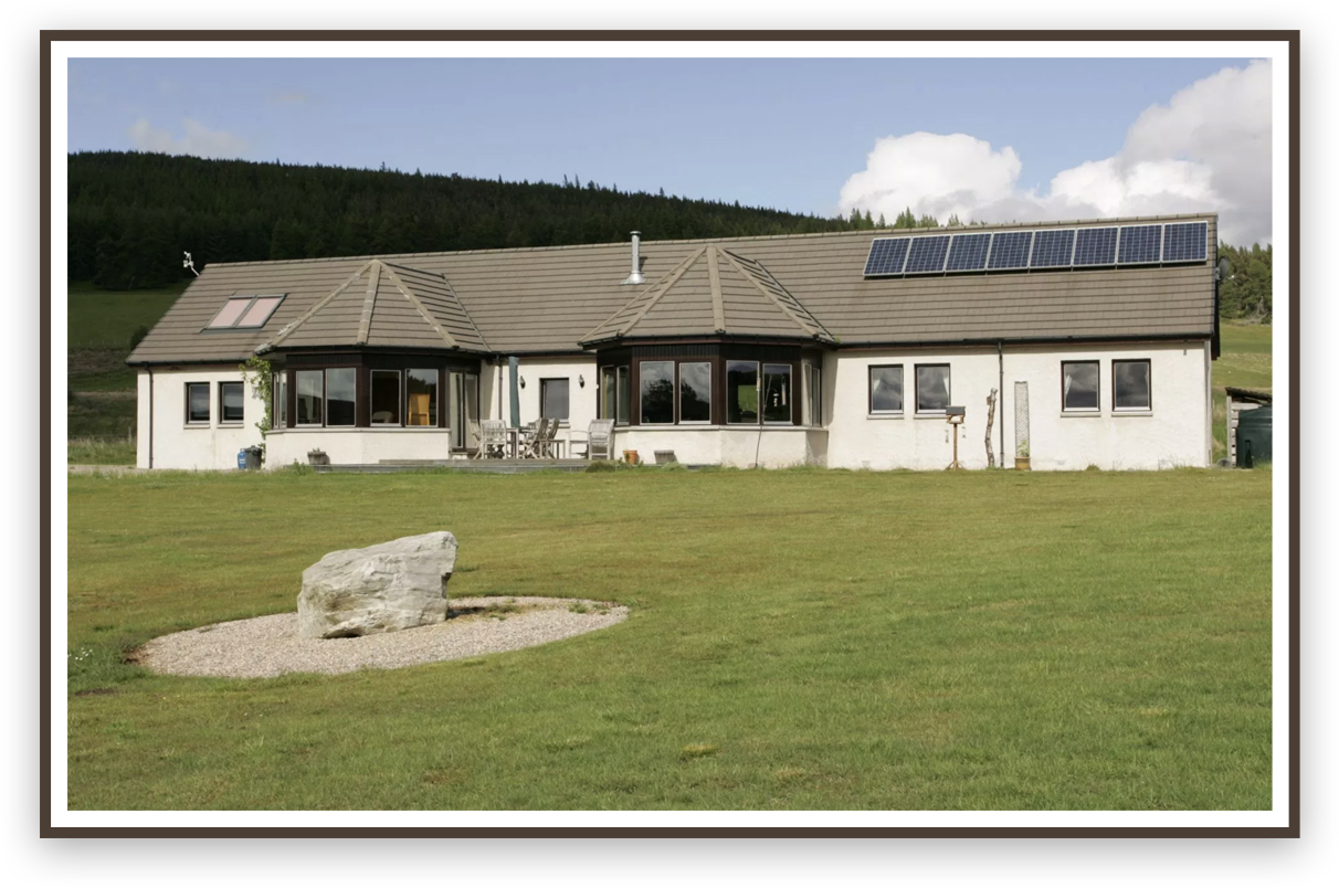 Availability & Rental Rates - Lochan Lodge